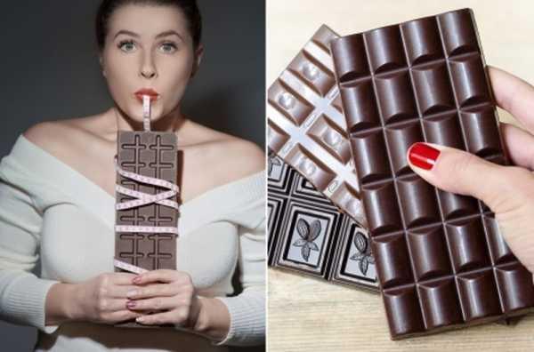 Шоколадная диета: rак правильно выбрать и есть шоколад, чтобы.